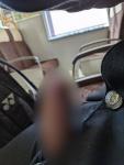 オナニー画像 男 2608番。はるきの「電車で勃起しました」。サムネイル。